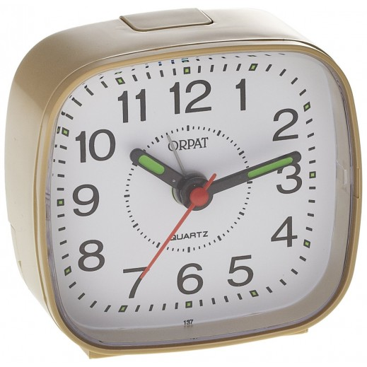 Orpat Mini Alarm Clock