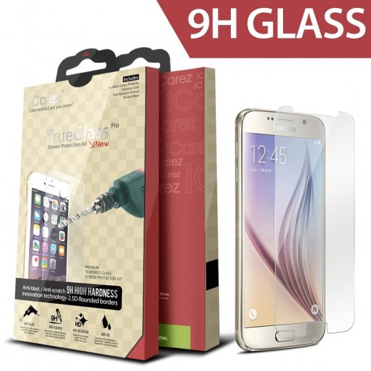 Icarez Flex Glass Screen Protector 0.15mm For Galaxy S6
