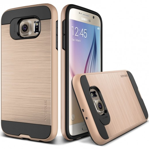 Verus Verge Case For Samsung Galaxy S6 Gold