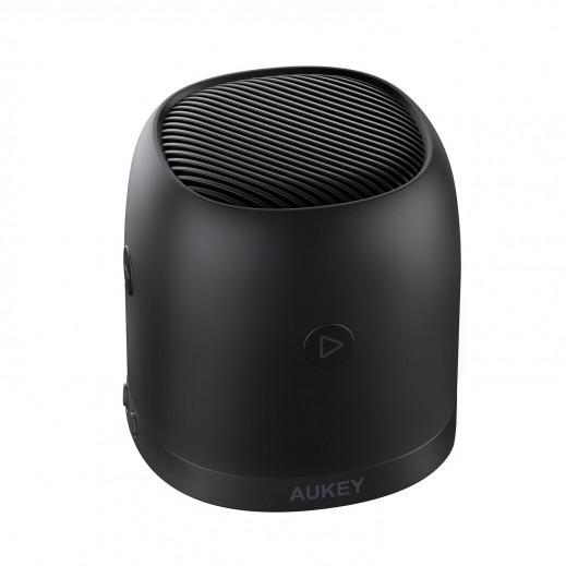 Aukey Mini Bluetooth Speaker 5 W - Black