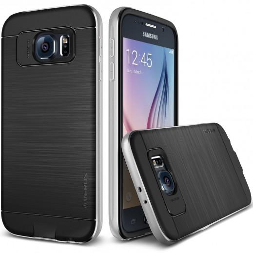Verus Iron Shield Case For Samsung Galaxy S6 Silver