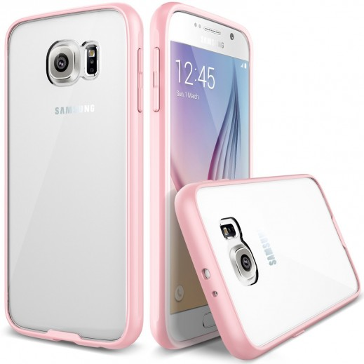 Verus Crystal Mix Case For Samsung Galaxy S6 Pink