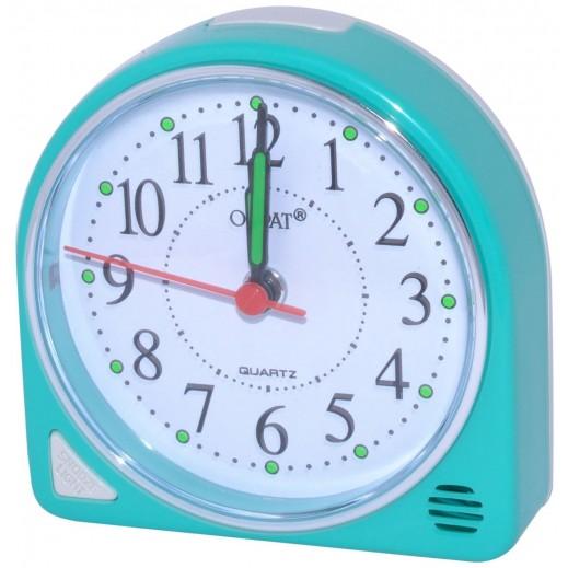 Orpat Mini Alarm Clock Light & Snooze