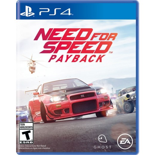 Need for Speed Payback for PS4 - NTSC