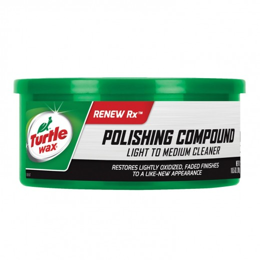 Turtle Wax White Polishing Compound