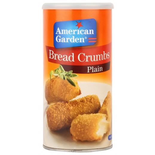American Garden Bread Crumbs Plain 425 g