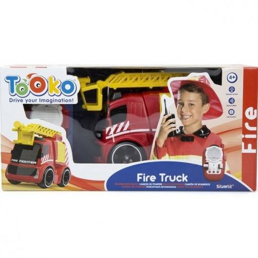 Silverlit Tooko IR Fire Truck