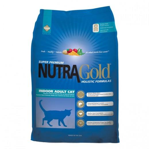 Nutra Gold Super Premium Holistic Formulas Indoor Adult Cat 3 kg