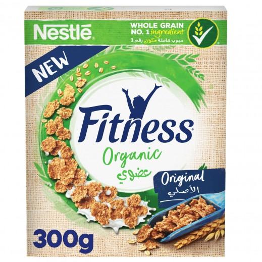 Fitness Original Organic Whole Grain Cereals 300 g