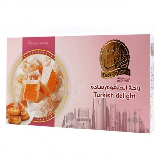 Kishawi Plain Turkish Delight 400 g