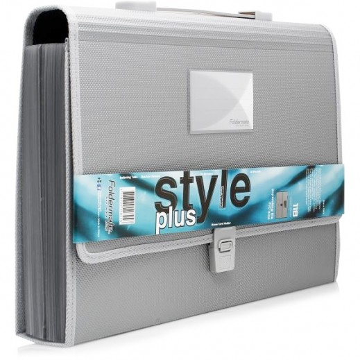 Style Plus Foldermate Expanding File 26 Pocket A4