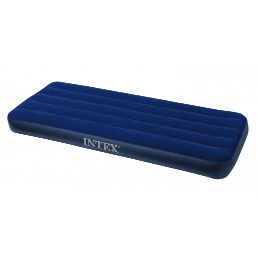Intex Junior Twin Classic Downy Airbed 191 x 76 cm x 20 cm