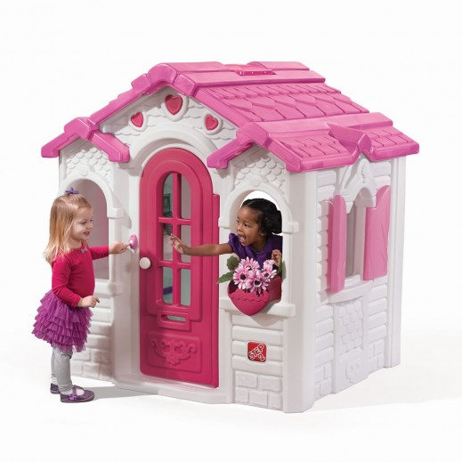 Step2 Sweetheart Playhouse – Pink - delivered by Shahaleel After 2 Working Days