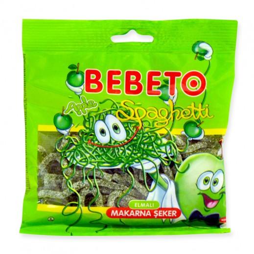 Bebeto Spaghetti Apple 100 g