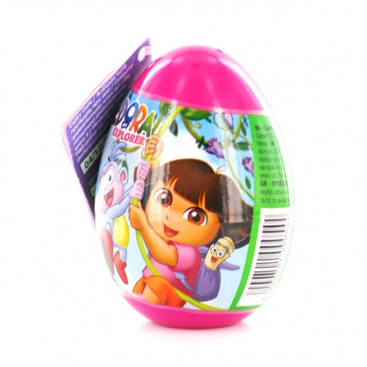 Dora Egg With Candies 10g