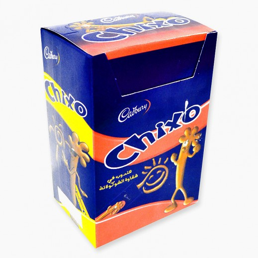 Cadbury Chixo Fun Filled Soft Chocolate 48x9 g