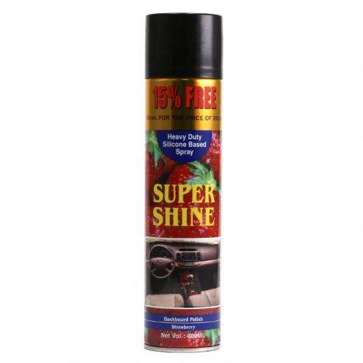 Super Shine DashBoard Polish Strawberry