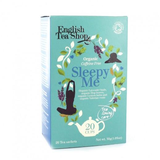 English Tea Shop Sleepy Me Organic Tea 20 Sachets (30 g)