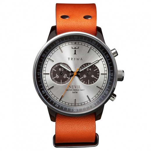 Triwa Havana Nevil Orange Watch - Quartz