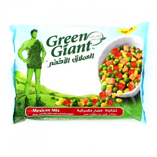 Green Giant Frozen Mexican Mix 450 g
