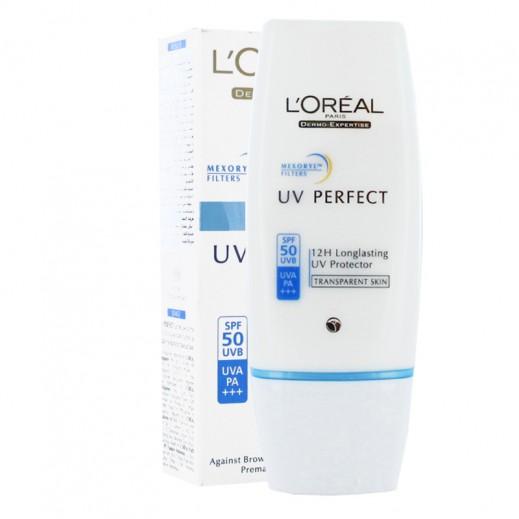 L'oreal White UV Perfect SPF 50 Cream 30 ml