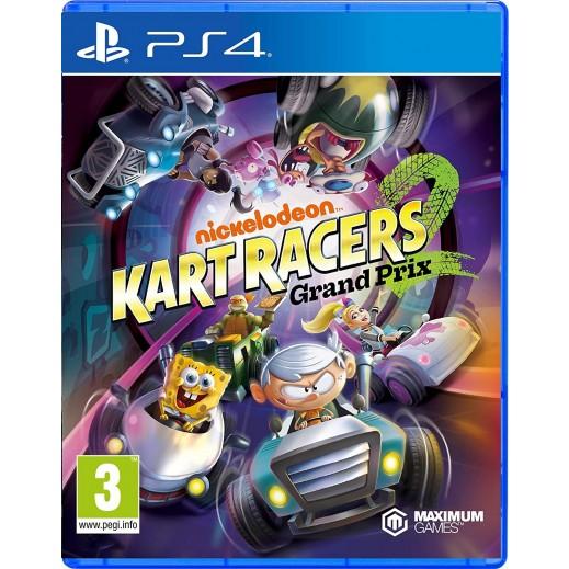 Nickelodeon Kart Racers 2: Grand Prix for PS4 – PAL