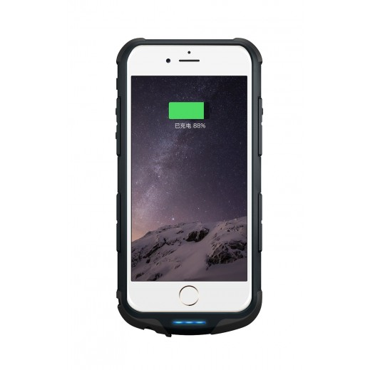 ABC iCharge Power Pack 4800mAh For Iphone 6 Plus Black