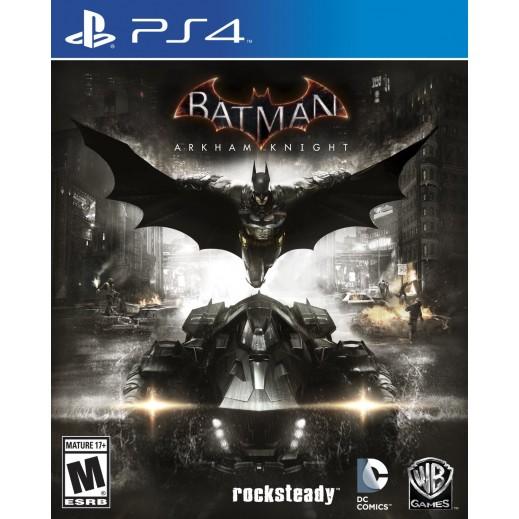 Batman: Arkham Knight for PS4 - NTSC