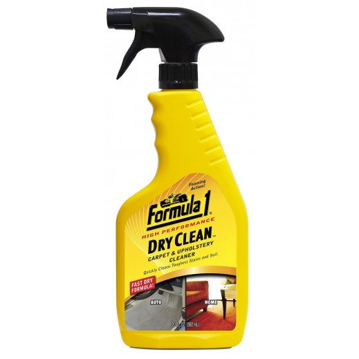 F1 Foaming Carpet/Upholstery Cleaner