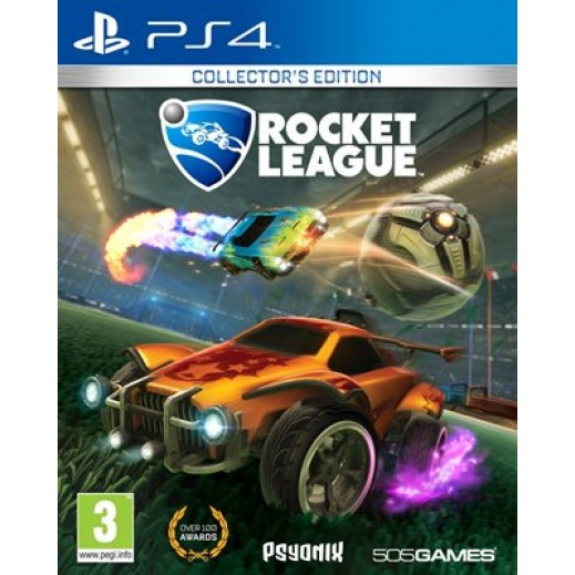 Rocket League: Collectors Edition for PS4 - PAL