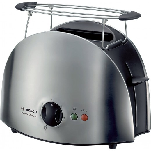 Bosch City Collection Two Slice Toaster