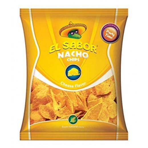 El Sabor Cheese Nacho Chips 225 g