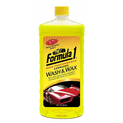 F1 Wash & Wax 16 oz