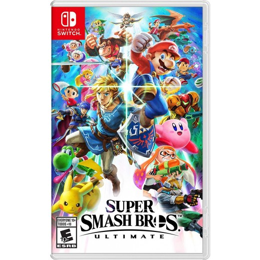Super Smash Bros Ultimate for Nintendo Switch – NTSC