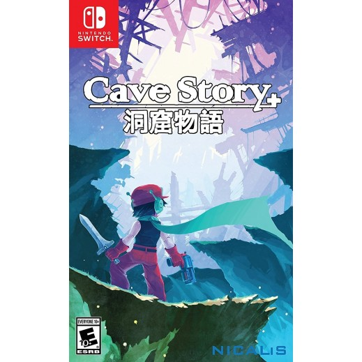 Cave Story+ for Nintendo Switch - NTSC