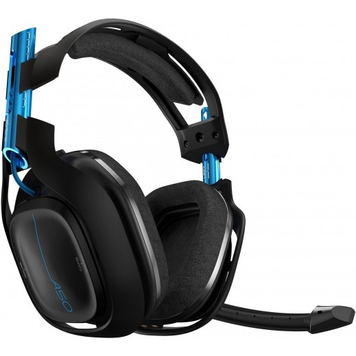 Astro A50 Wireless Headset for PS4 & PC - Black - delivered by Taw9eel On Next Working Day