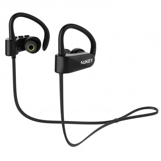 Aukey Sport Bluetooth V4.1 Headphone Wireless Stereo Headset
