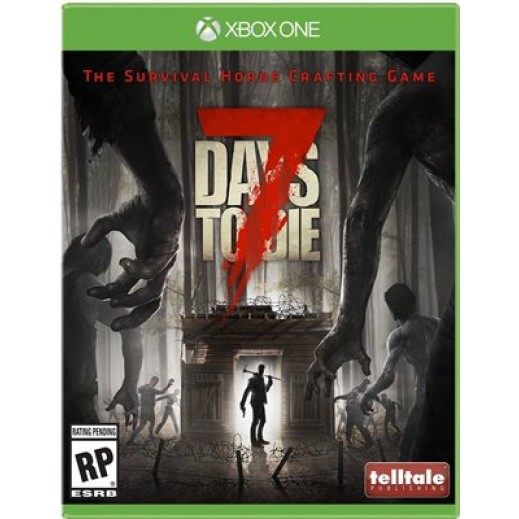 7 Days to Die for XBox One - NTSC