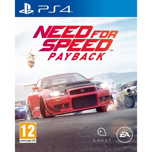 Need for Speed Payback for PS4 - PAL (Arabic)