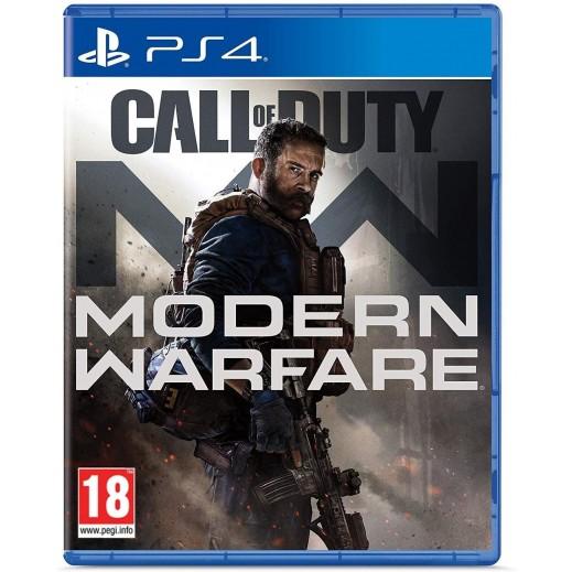 Call of Duty: Modern Warfare for PS4 – PAL Arabic