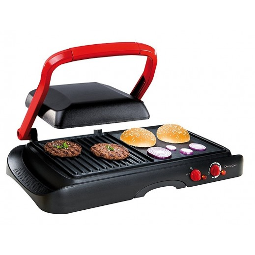 Domo Clip Multifunction Grill 1600 W