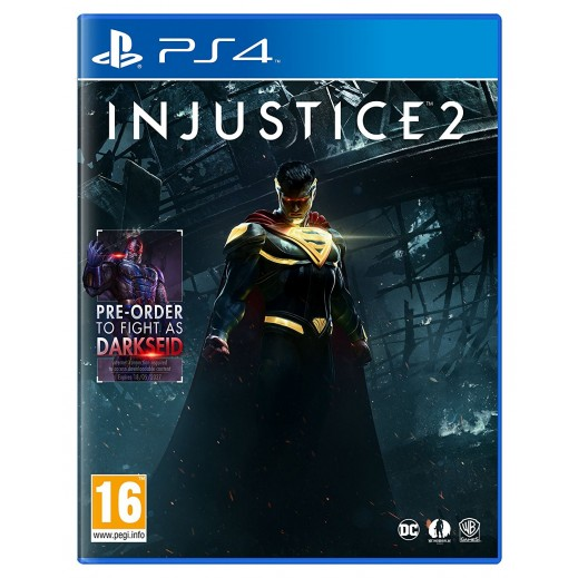 Injustice 2 for PS4 - PAL