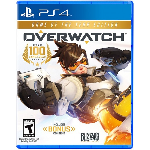 Overwatch - Game of the Year Edition for PS4 - NTSC