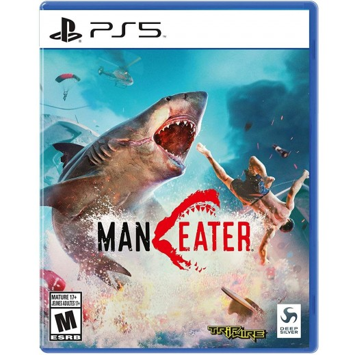 Maneater for PS5 – NTSC