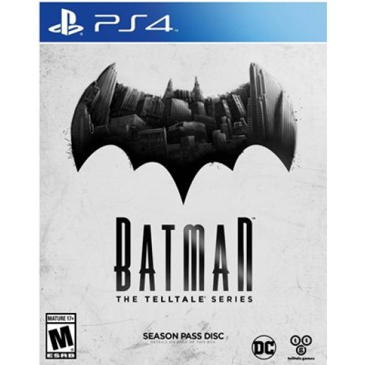 Batman: The Telltale Series for PS4 - PAL