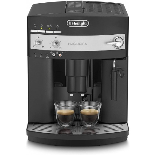 DeLonghi Magnifica Bean To Cup Coffee Machine - Black - delivered by  AL-YOUSIFI Within 3 days after Eid