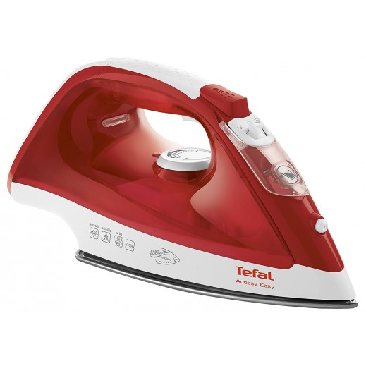 Tefal Access Steam Iron 2100 W Red