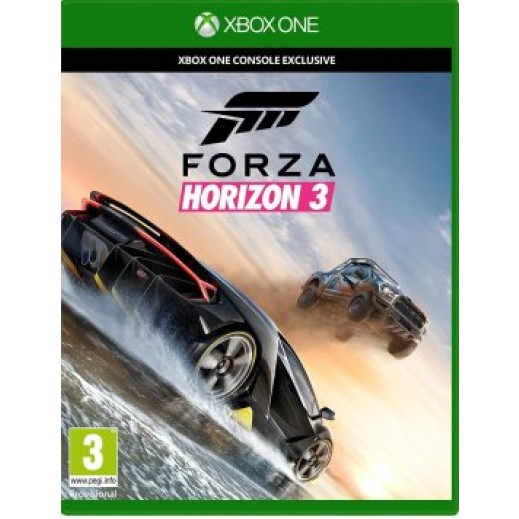 Forza Horizon 3 for Xbox One - PAL