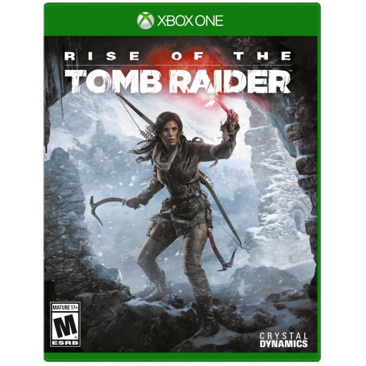 Rise of the Tomb Raider for XBox One - NTSC