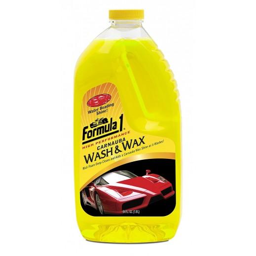 F1 Wash & Wax 64 oz